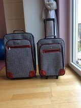Suitcases in Ramstein, Germany
