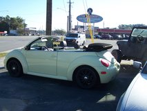 VW NEW BEETLE GLS AUTO SUPER CLEAN CONV.~REDUCED~ in Camp Lejeune, North Carolina