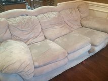 sofa:  3-person  and 2-person couches. Good condition in Warner Robins, Georgia