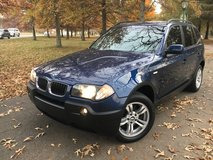 2004 BMW X3 3.0i SPORT UTILITY AWD 4D V6, 3.0 LITER in Fort Campbell, Kentucky
