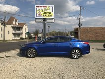 2013  KIA OPTIMA SX in Fort Leonard Wood, Missouri