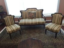 Antique settee loveseat and 2 chairs in Quantico, Virginia