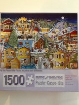 1500 piece puzzle in Tinley Park, Illinois