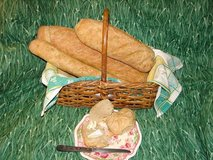 Breads, Rolls, Maple Leaf English Muffins, Croissants: Wholesome, Organic, Vegan, Gluten-Free or... in Yucca Valley, California