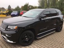 2015 SUMMIT Grand Cherokee 4x4 3.0 CRD Diesel in Ansbach, Germany