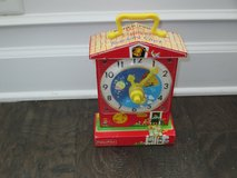 Fisher Price Muscial Teaching Clock in Pleasant View, Tennessee