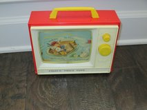 Vintage Fisher Price 1966 Music Box TV in Pleasant View, Tennessee