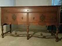 Antique Buffet Sideboard in Temecula, California
