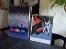 paintings for dinning room. Large is 18x24 & small is 14x18 in 29 Palms, California
