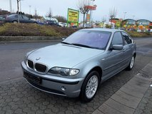 2003 Automatic Tiptronic BMW 320i 6 cylinder *Full option *Leather+Heated seats*GPS in Spangdahlem, Germany