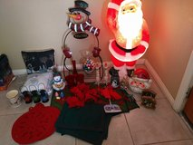 Christmas Lot in 29 Palms, California