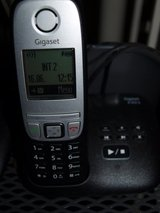 Cordless Phone with Answering System in Wiesbaden, GE