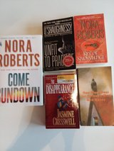 5 Paperback Books in Tinley Park, Illinois