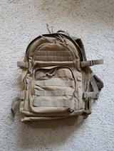 Tan Backpack - NEW in Cherry Point, North Carolina