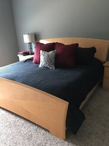 King Bedroom Set in Plainfield, Illinois