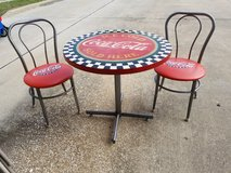 Coca Cola Table in Baytown, Texas
