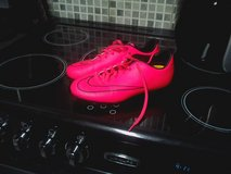 football boots size 4  in pink in Lakenheath, UK