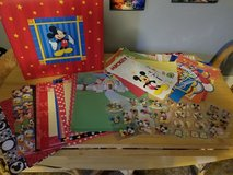 Mickey mouse scrapbooking kit in Fort Leonard Wood, Missouri