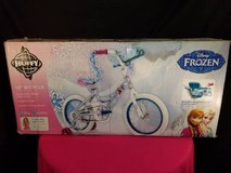 "16"" Huffy Girls' Disney Frozen Bike, Sleigh Doll Carrier in Fort Campbell, Kentucky"