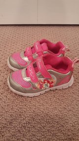Disney Princess Pink Tennis Shoes Size 8 in Bartlett, Illinois