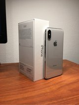 iPhone X 256GB Silver in Ramstein, Germany