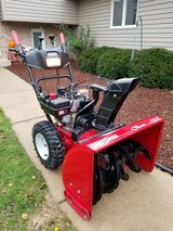 """Craftsman 28"""" Snowblower. With Electric Start and power steering in New Lenox, Illinois"""