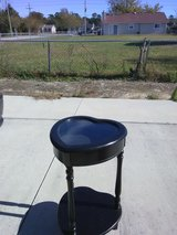 Heart Shaped Side Table in Camp Lejeune, North Carolina