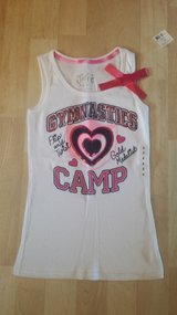 New!  Justice Gymnastics Sequined Tank Top in Glendale Heights, Illinois
