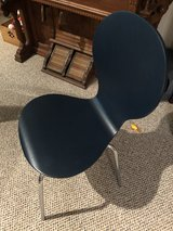 Goddard Modern Stacking Chair blue project 62 in Elizabethtown, Kentucky