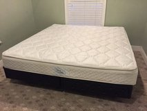 queen size sleep number bed in Camp Pendleton, California