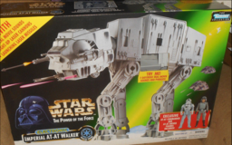 Vintage-NEW! Imperial AT-AT Walker 1997 Star Wars POTF MIB Electronic SEALED! in New Lenox, Illinois