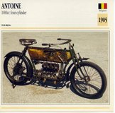 Atlas Editions Motorcycle cards (10 assorted) set 03 in Okinawa, Japan