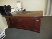 Desk and matching filing cabinet in Spring, Texas