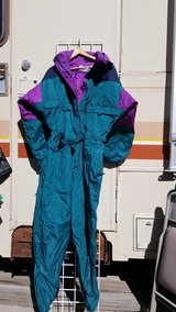 Columbia blue ski suit XL in Alamogordo, New Mexico
