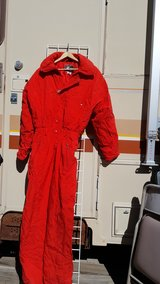 Tyrolla by Head red ski suit small in Alamogordo, New Mexico