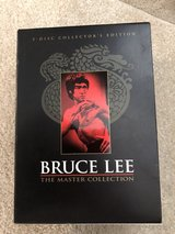 Bruce Lee The Master Collection DVD set in Okinawa, Japan