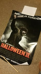 Halloween II Poster in Lockport, Illinois