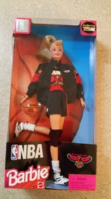 Atlanta Hawks Barbie in Bartlett, Illinois