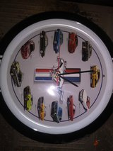 ford muscle car clock in Cleveland, Texas