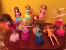Lot of mini Dolls / cake toppers in Naperville, Illinois