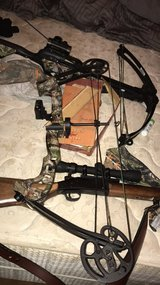 Barnett compound vortex bow in Fort Leonard Wood, Missouri