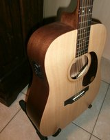 SIGMA Acoustic-Electric Guitar / like new.. in Ramstein, Germany