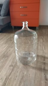 7.5 Gal Glass Carboy in Stuttgart, GE