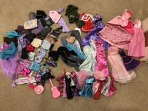 Barbie clothes lot in Okinawa, Japan