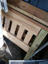 solid wood twin bedframe in Duncan, Oklahoma