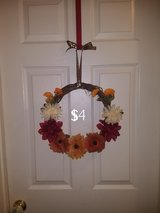 Small fall wreath #4 in Warner Robins, Georgia