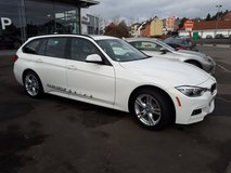 2017 BMW 330i xDrive Sports Wagon *MSport* AWD* FULLY Loaded in Spangdahlem, Germany
