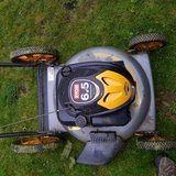 Lawnmower Gas in Ramstein, Germany