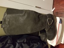 Laura faux suede boot in Fort Campbell, Kentucky