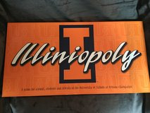 New Illiniopoly Board Game in DeKalb, Illinois
